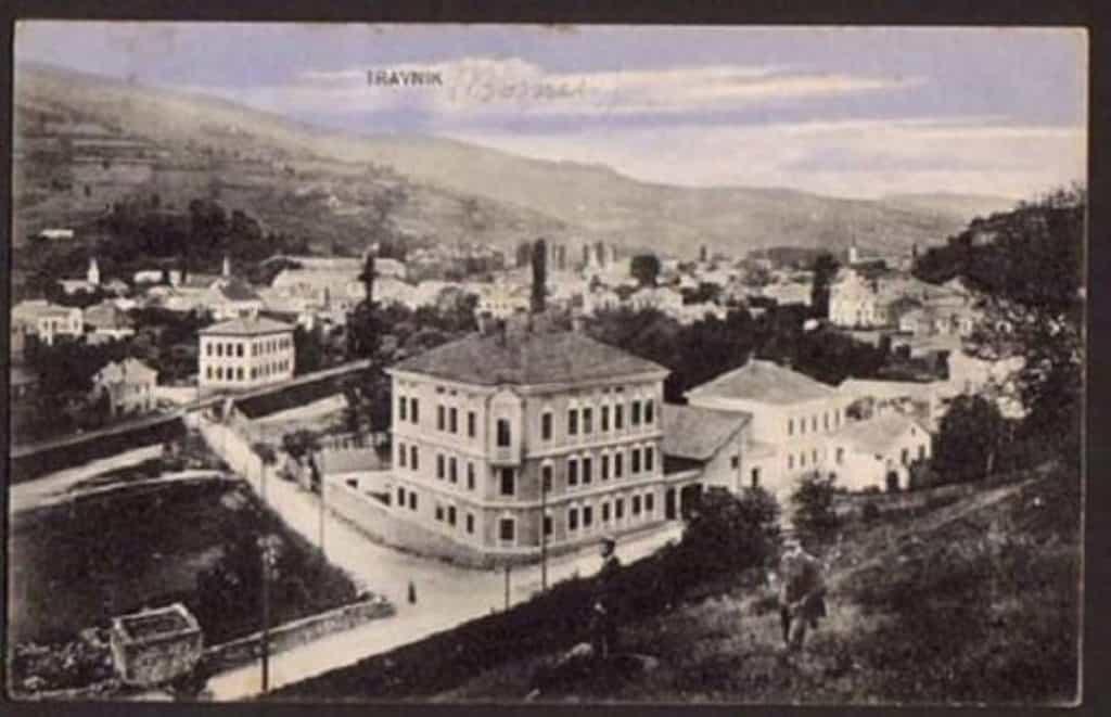 Travnik stare razglednice