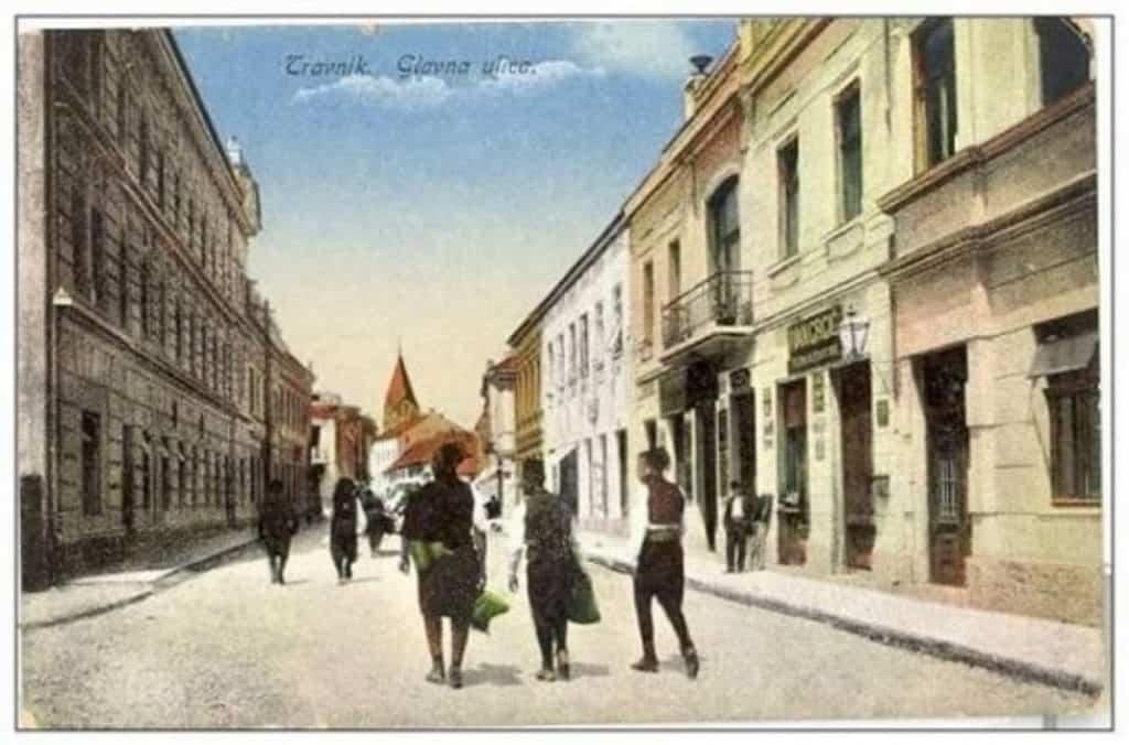 Travnik Kratka historija - 150 godina glavni grad BiH
