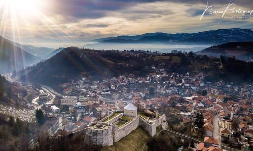 Tvrđava Stari grad Travnik - Dragulj kojeg ljubomorno čuvamo od vremena!