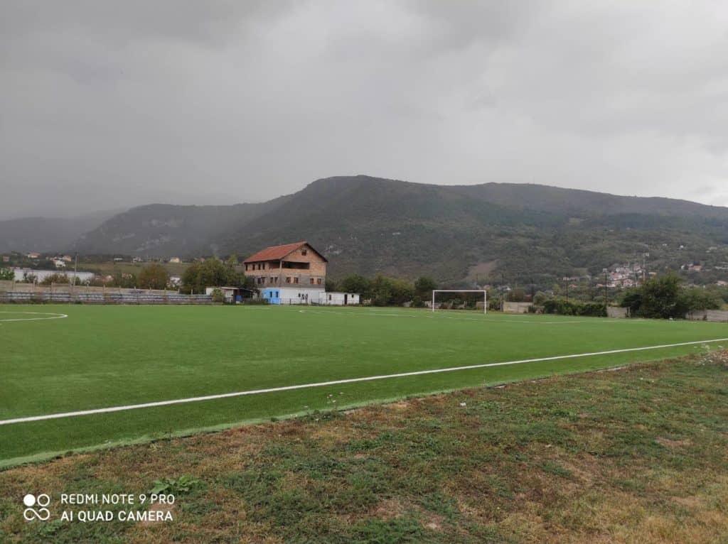 Stadion u Docu na Lašvi dobio teren sa vještačkom travom