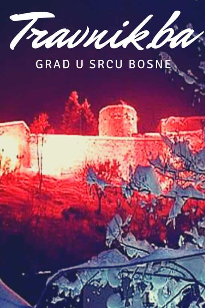 Tvrđava stari grad travnik