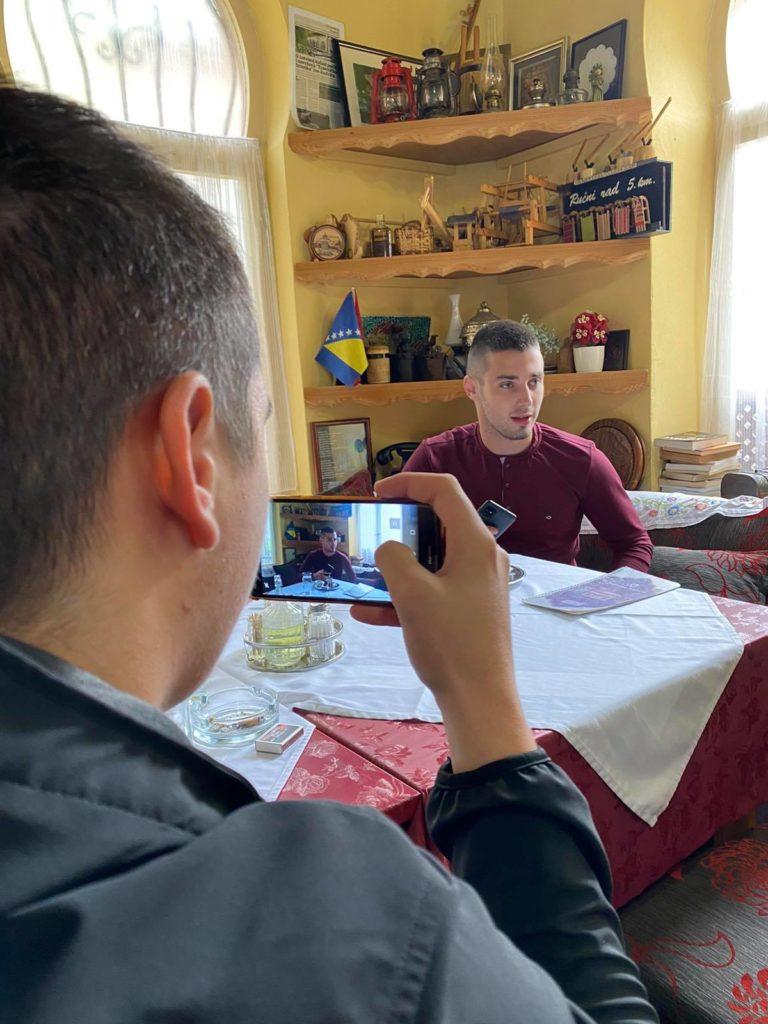 Zajedničko nasljeđe zbližilo mlade iz Prnjavora i Travnika