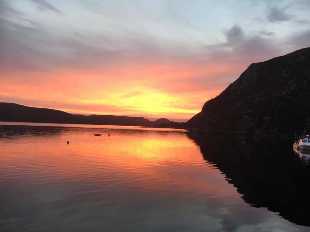 Travničanin Vezuf Tinjić fotografijama šalje pozdrave iz daleke Norveške