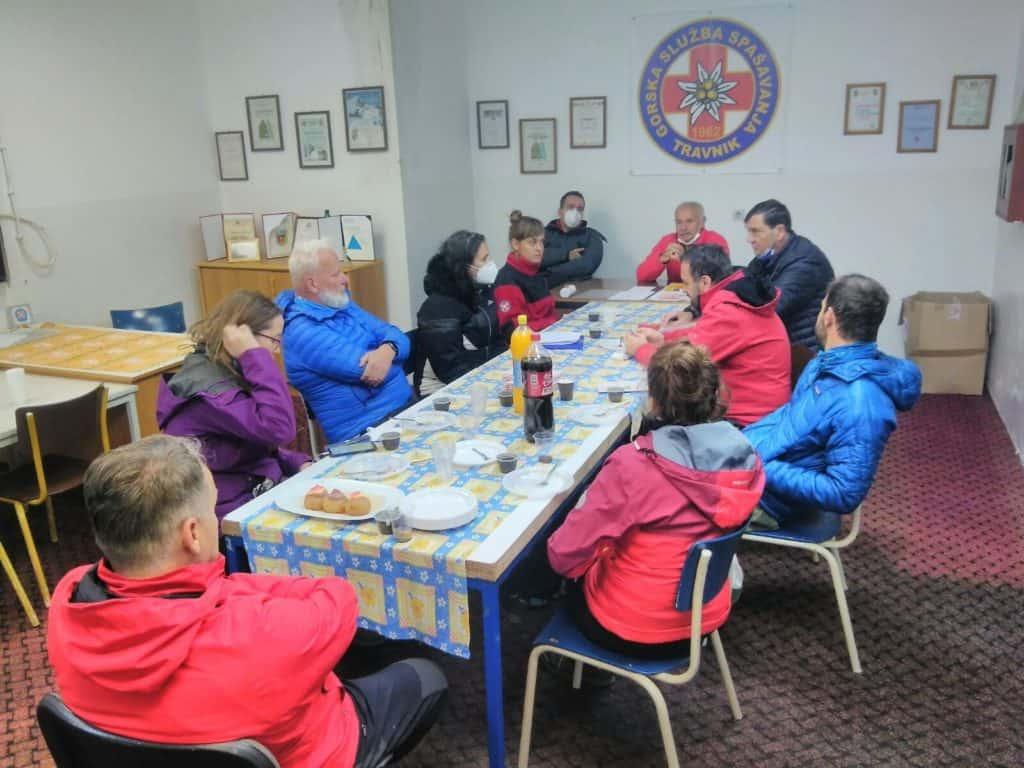 GSS Travnik/ U posjeti kolege iz Češke