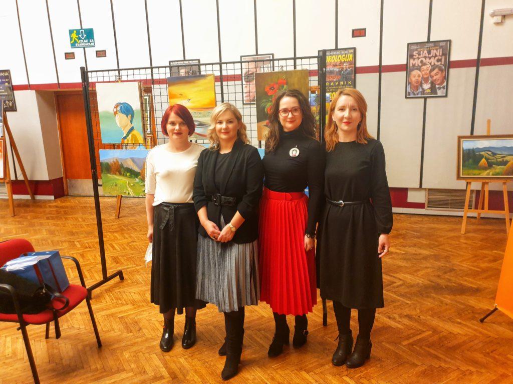 TRAVNIK / Položaj žena u bh. društvu i umjetnosti