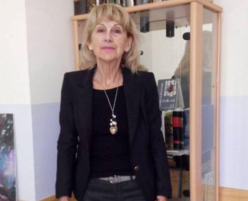 Božena Volić - učiteljica, književnica