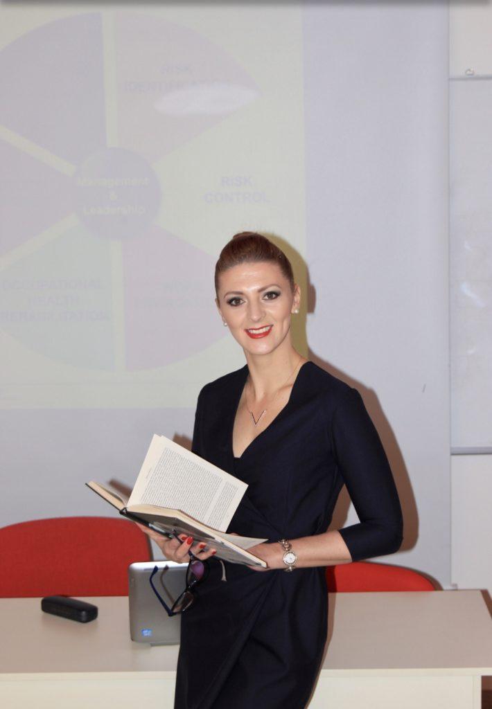 Maja Đurić-Zahirović - srcem Travničanka, kreatorka pozitivnih promjena na polju kulture, obrazovanja i sporta