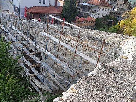 Zatvara se tvrđava Stari Grad Travnik