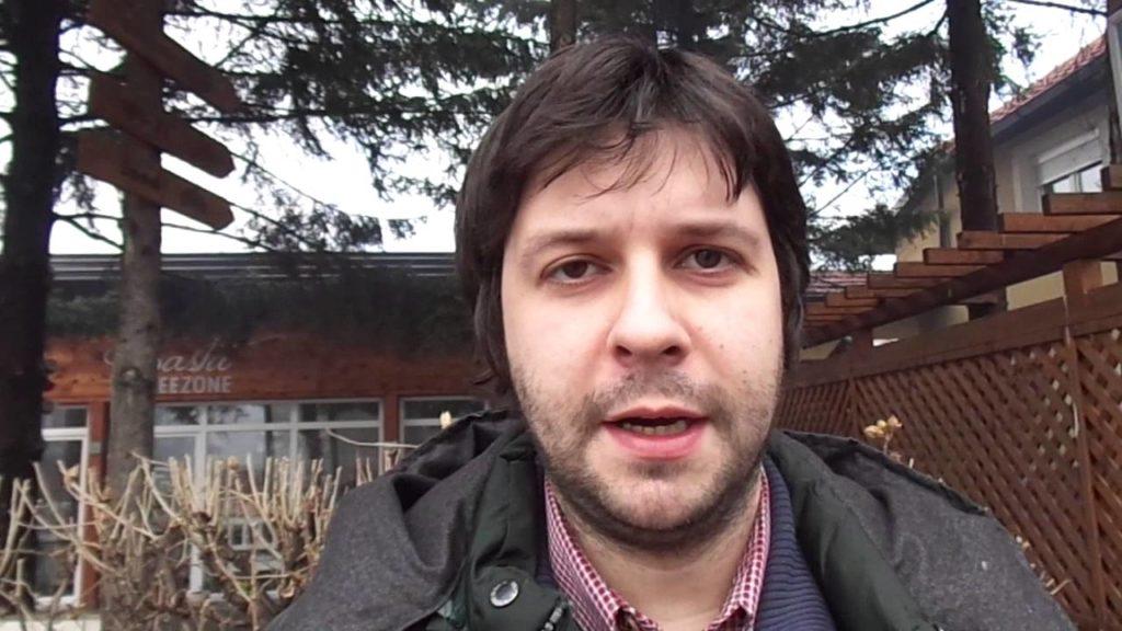 Oliver Jović, producent i dramski pedagog
