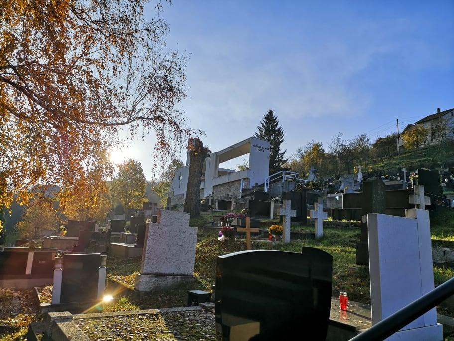 (FOTO) Blagdan Svih svetih u Travniku