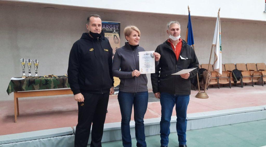 Organizovan revijalni turnir u streljaštvu, Općina Travnik osvojila IV mjesto