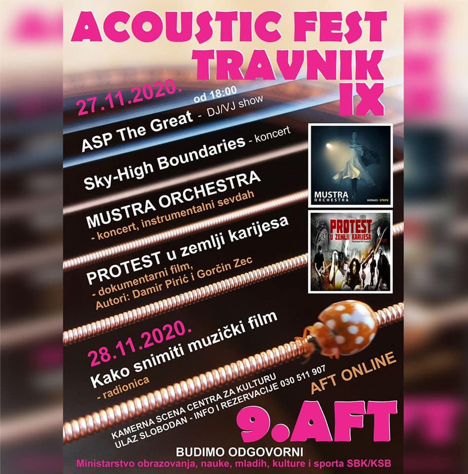 Danas i sutra Acoustic Fest Travnik