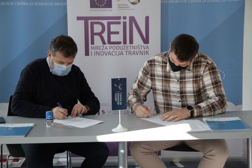 TREIN/ Za devet mladih poduzetnika 97 hiljada KM