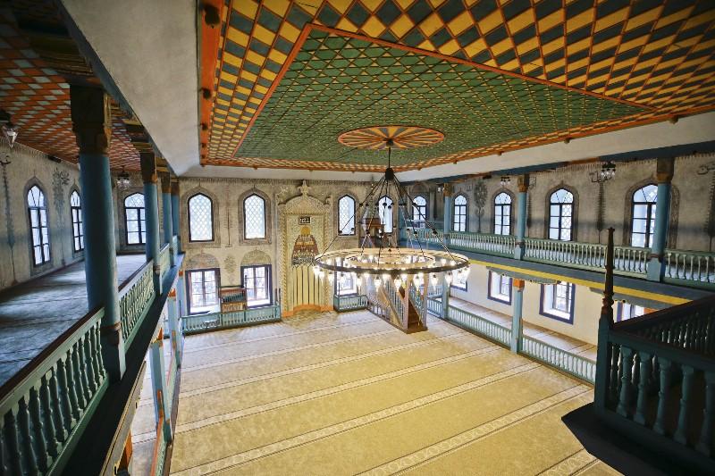 Sulejmanija Šarena džamija