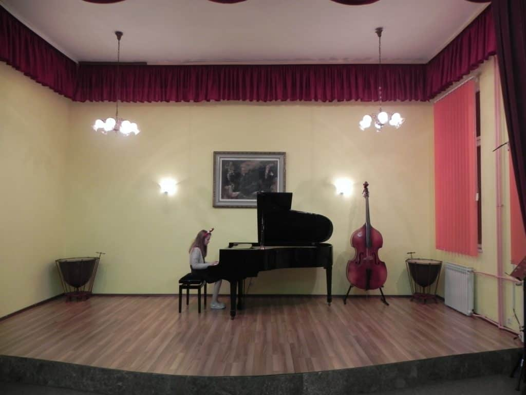 Održan koncert na odsjeku klavira kod prof. Ivanke Vrhovac