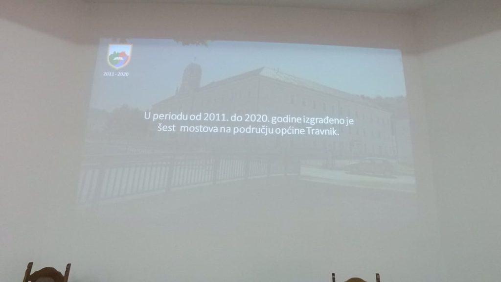 (FOTO) Novogodišnji press načelnika Općine Travnik Admira Hadžiemrića
