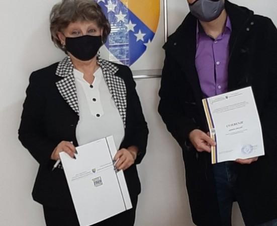 TRAVNIK / Predstavnici političkih stanaka preuzeli uvjerenja o dodjeli mandata