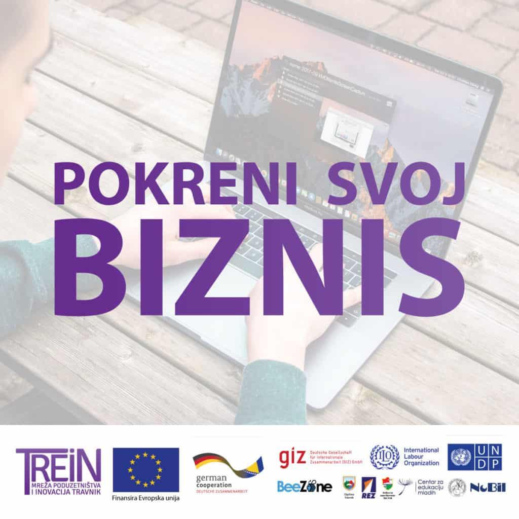 TREIN/ Javni poziv za učešće u programu podrške razvoju biznisa