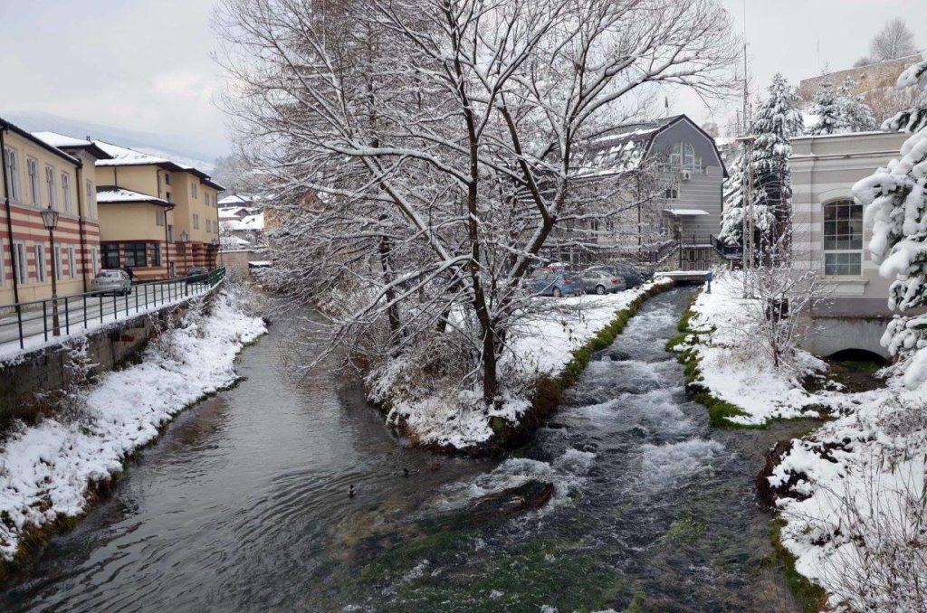 Kroz Likin objektiv/ Taj divni Travnik zimi