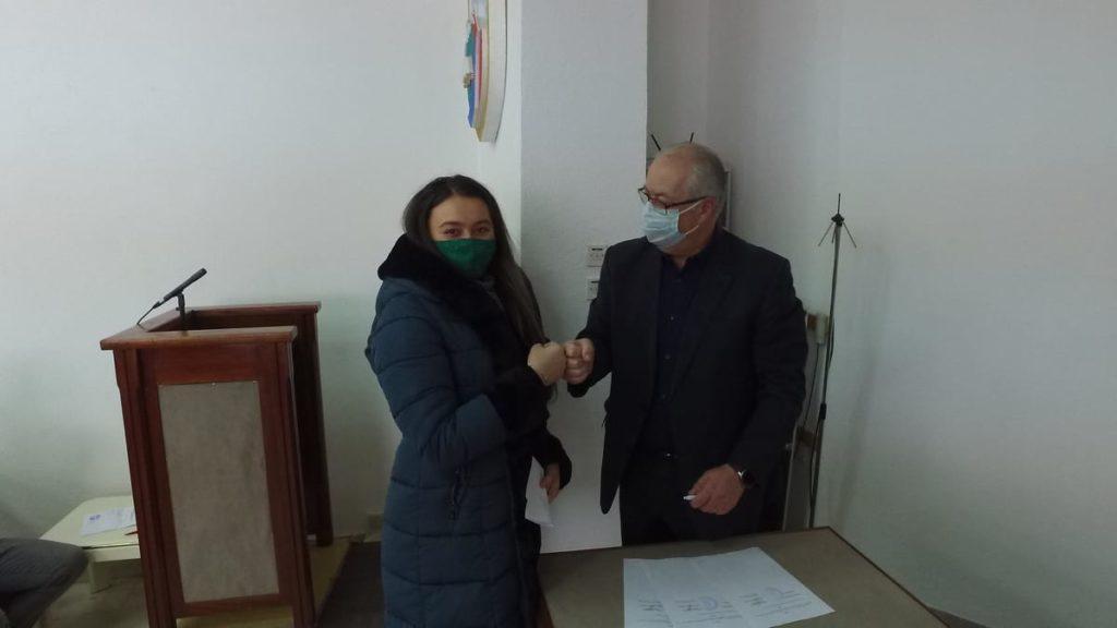 TRAVNIK / Potpisivanje ugovora o dodjeli stipendija