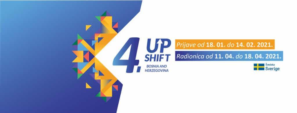 Prilika za mlade da utiču na rješavanje problema u lokalnim zajednicama/ Otvorene prijave za 4. eUPSHIFT radionicu u BiH
