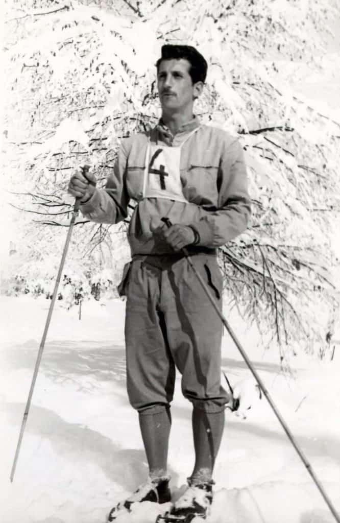 Siradž Pinjo - Pionir nordijskog skijanja u BiH