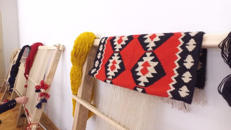 Počela radionica tkanja bosanskog ćilima