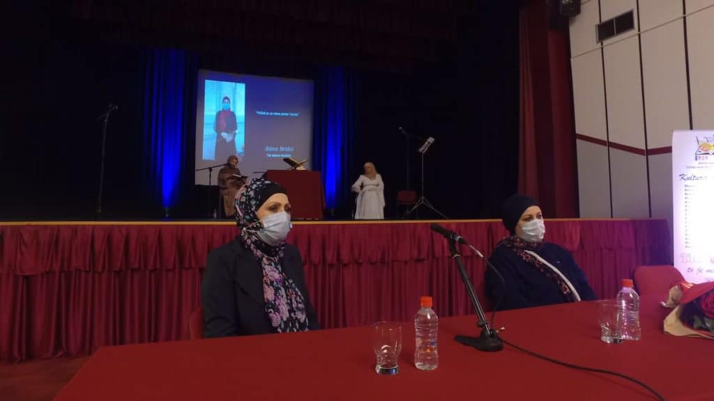 """Centralni sadržaj manifestacije """"Dan hidžaba"""""""