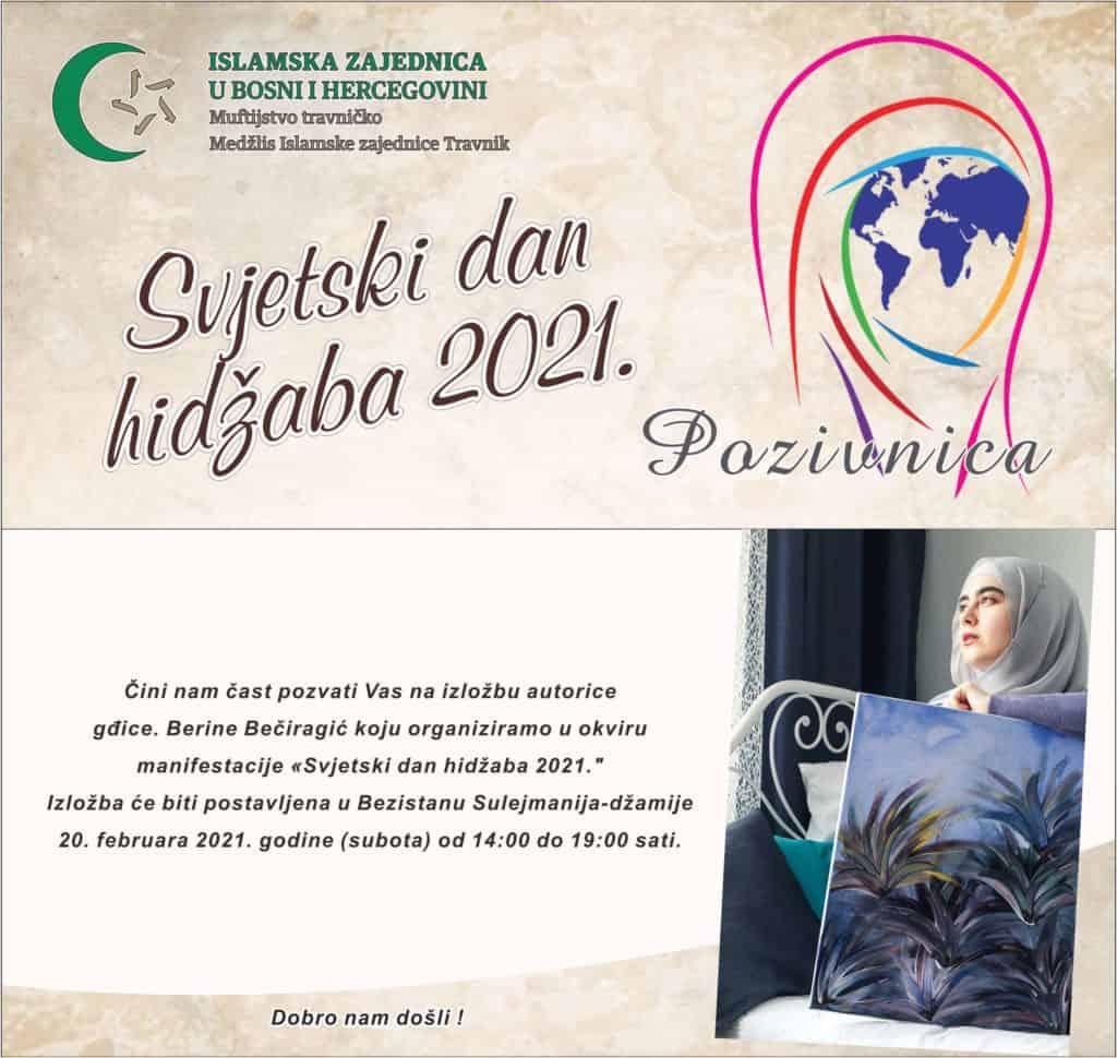 Travnik/ U subotu izložba u okviru Svjetskog dana hidžaba