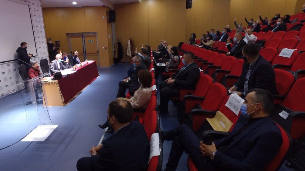 U Travniku zasjedala Skupština SBK