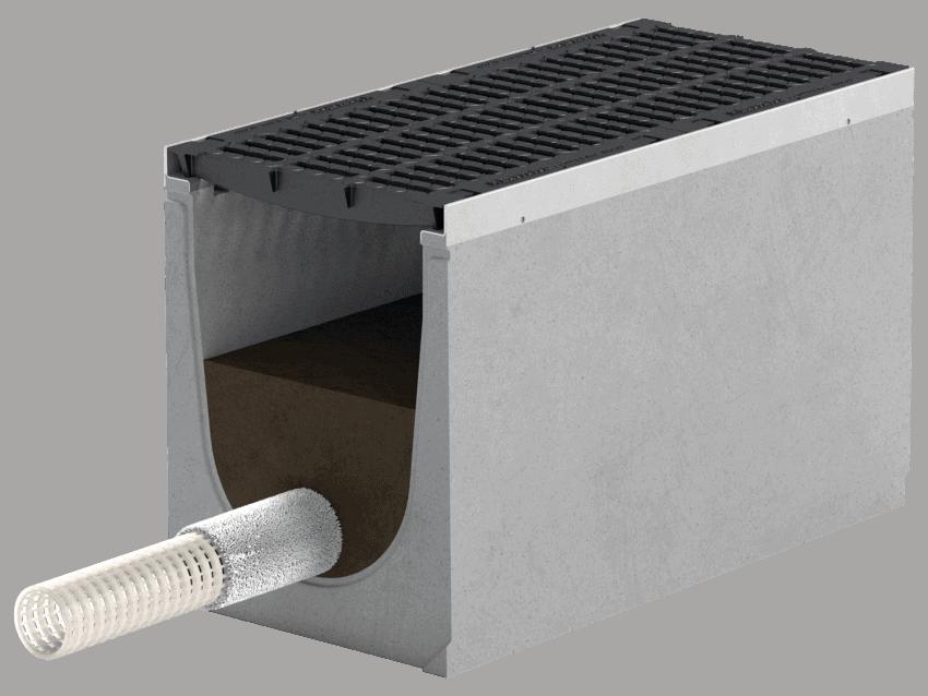 Separator Aquafix za masti iz otpadnih voda