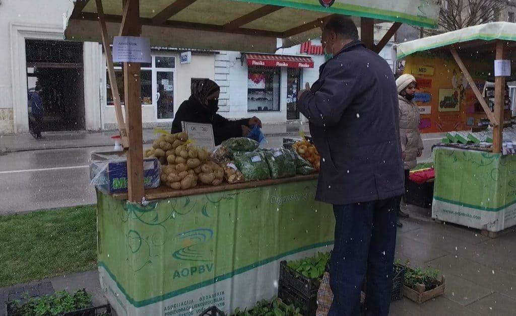 U Travniku otvoren sajam organske hrane