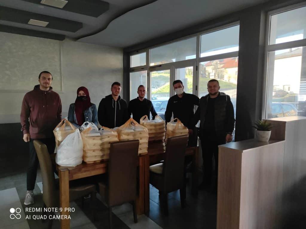 Omladina Biljanskog kraja podijelila preko 150 iftara