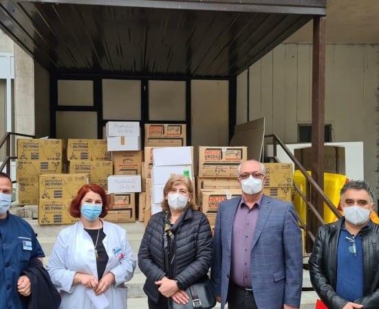 U Travnik stigla vrijedna donacija iz Leipziga