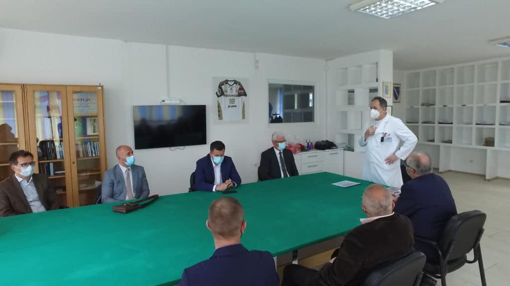 (FOTO) Zajedničkim snagama / Bolnica za plućne bolesti i TBC Travnik kupila CT aparat