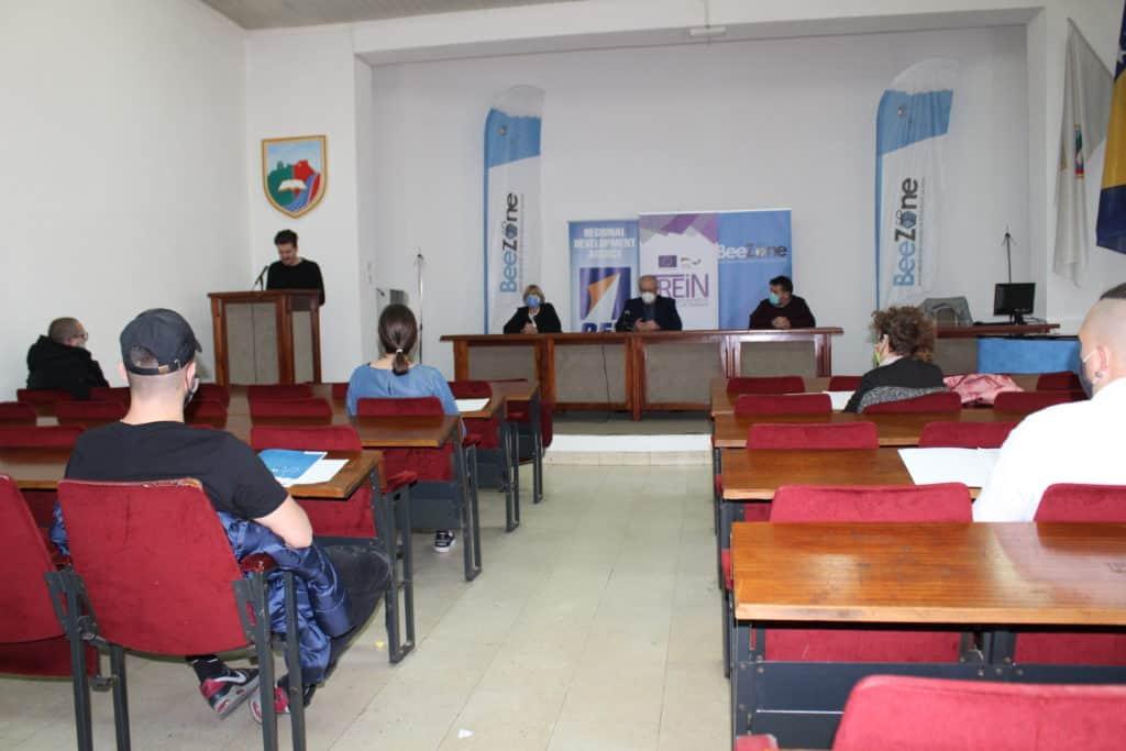 Zahvaljujući podršci EU Travnik bogatiji za 11 mladih poduzetnika
