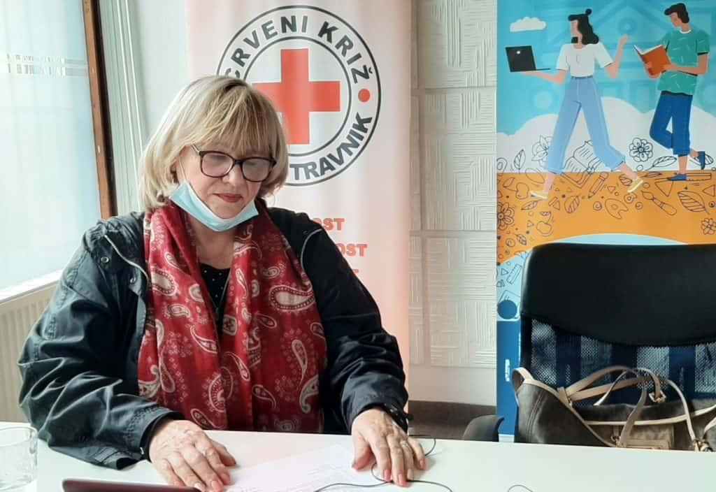 Održana online sjednica Skupštine Crvenog križa Travnik