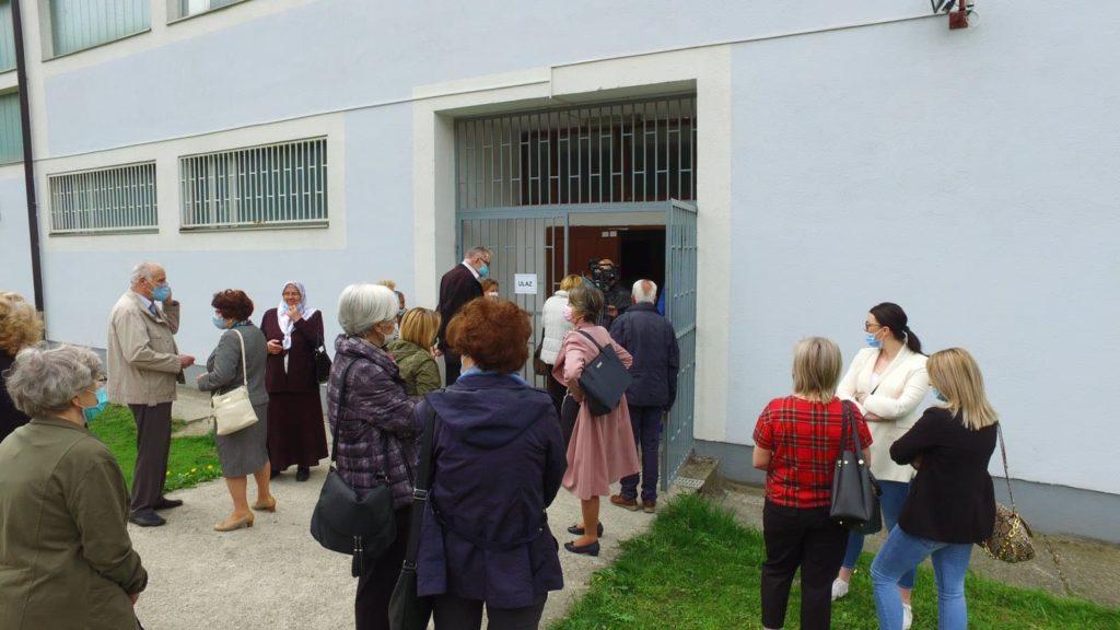 (FOTO) Danas nastavak vakcinacije u Travniku