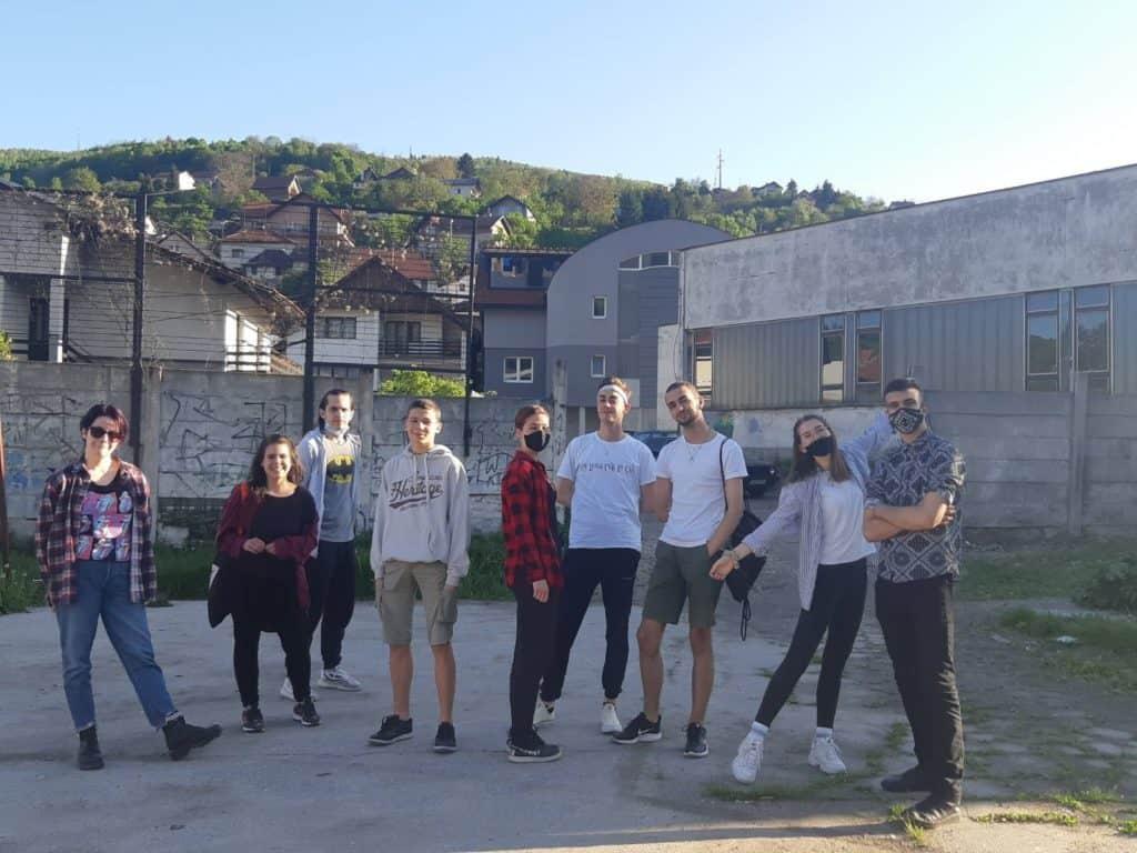 """(FOTO) Realizovan projekat """"Osjeti teatar"""""""
