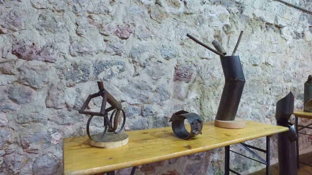 (FOTO) MAJSKI DANI MUZEJA / Otvorena izložba skulptura Marka Gide