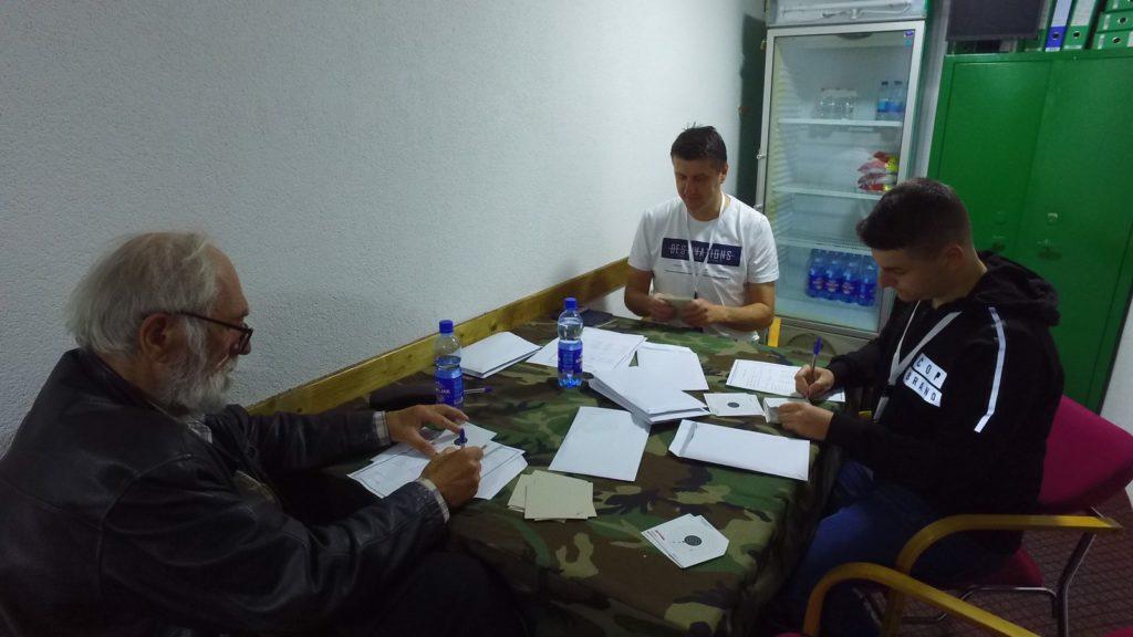 Takmičenje u streljaštvu u Travniku