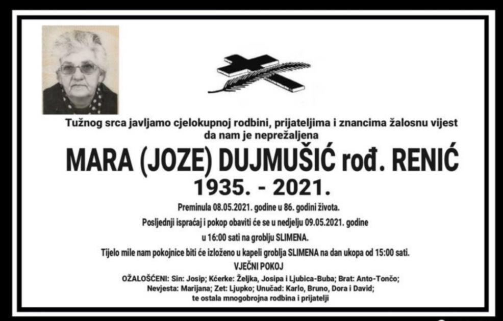 Mara Dujmušić