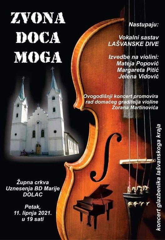 """ZVONA DOCA MOGA""/ Sutra koncert ""Lašvanskih diva"""