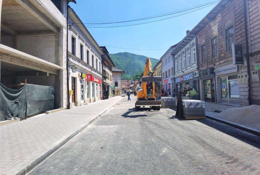 (FOTO) Radovi se privode kraju / Brojni benefiti za lokalno stanovništvo ali i turiste