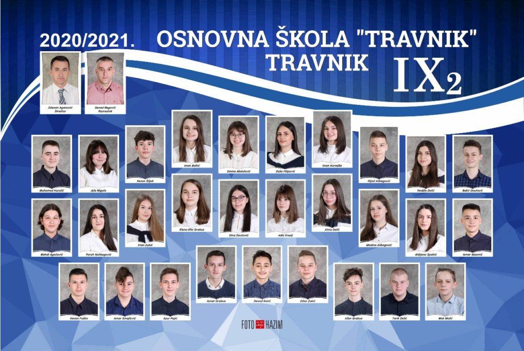 (FOTO) Mladost i ljepota / Pogledajte fotografije maturanata Osnovne škole Travnik