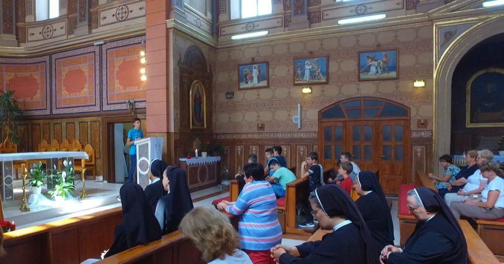 Travnik/ Patron sjemenišne crkve sv. Alojza Gonzage