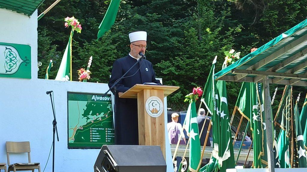 511. godina tradicije: Hiljade vjernika na Ajvatovici