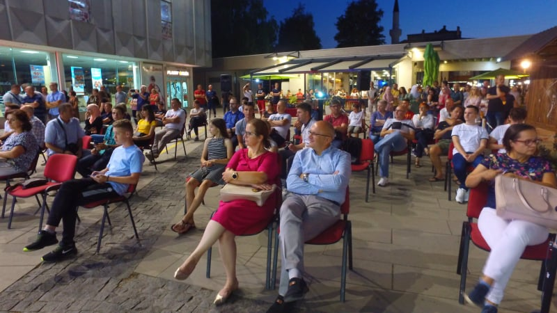 "Travničke večeri/ Premijera dokumentarnog filma ""Target- sportom do boljeg društva"""