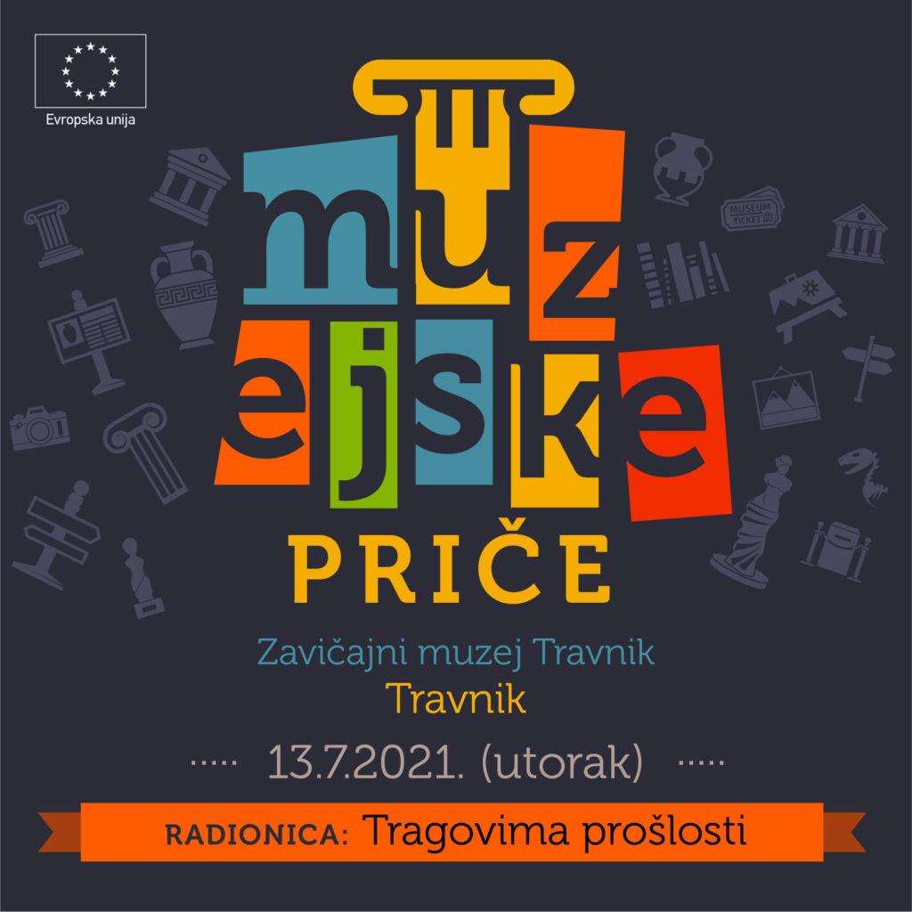 """Sutra na Tvrđavi Stari grad u Travniku radionica """"Tragovima prošlosti"""""""