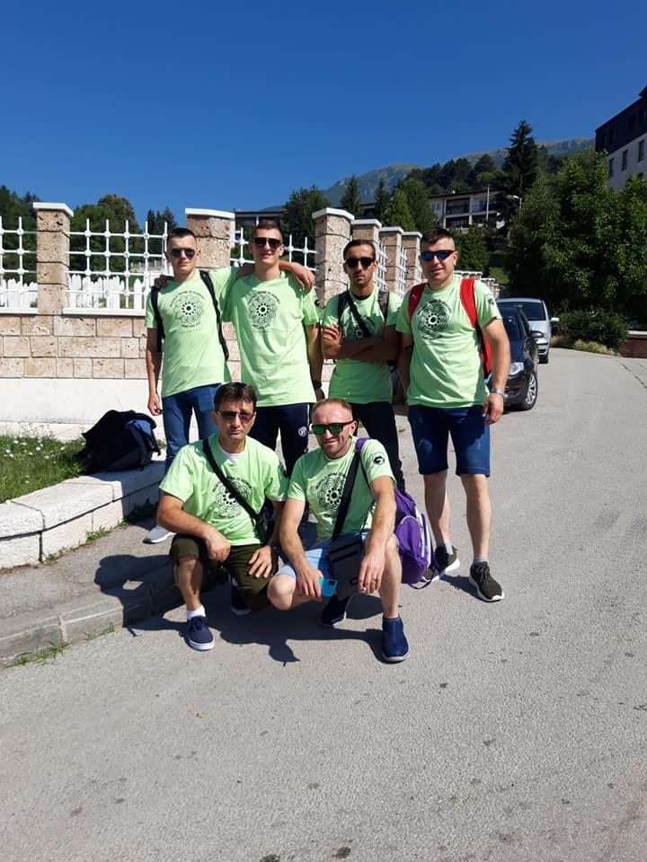 (FOTO) Travnik-Nezuk-Potočari / Travničani i ove godine krenuli na Marš mira
